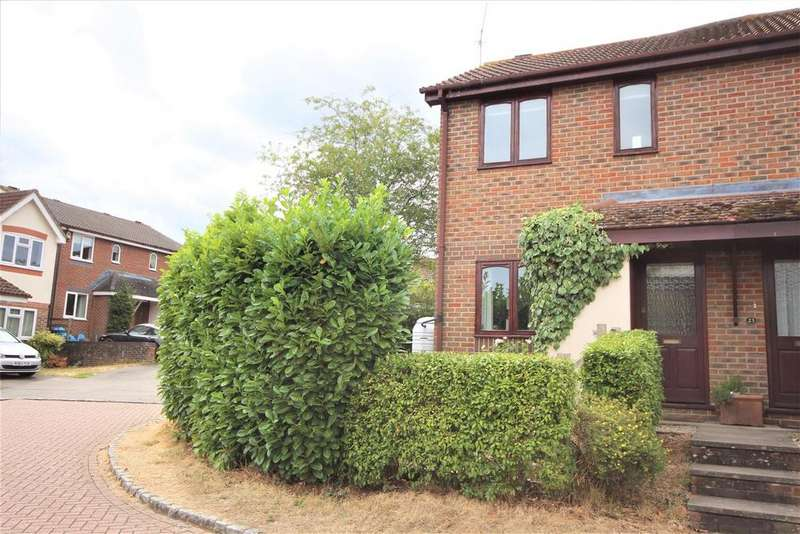 1 Bedroom End Of Terrace House for sale in Stephen Close, Twyford, Reading
