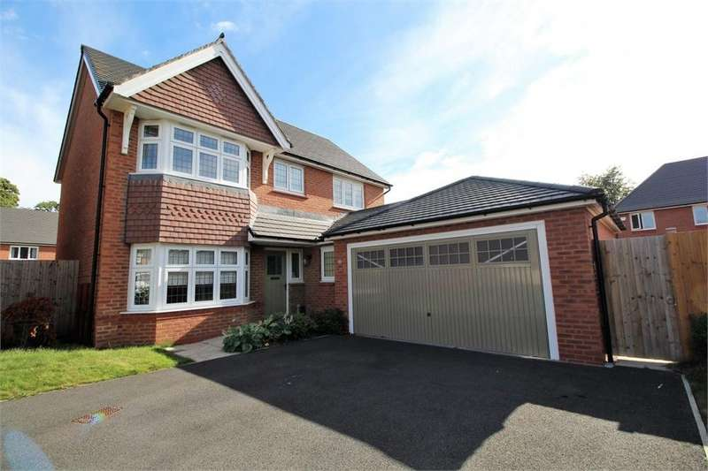 4 Bedrooms Detached House for sale in Handlake Drive, Allerton, LIVERPOOL, Merseyside