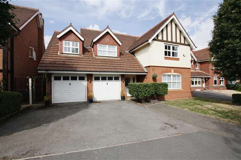 4 Bedrooms Detached House for sale in Watermead, Sale