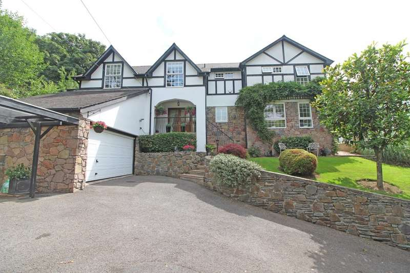 5 Bedrooms Property for sale in Church Road, Pentyrch, Cardiff