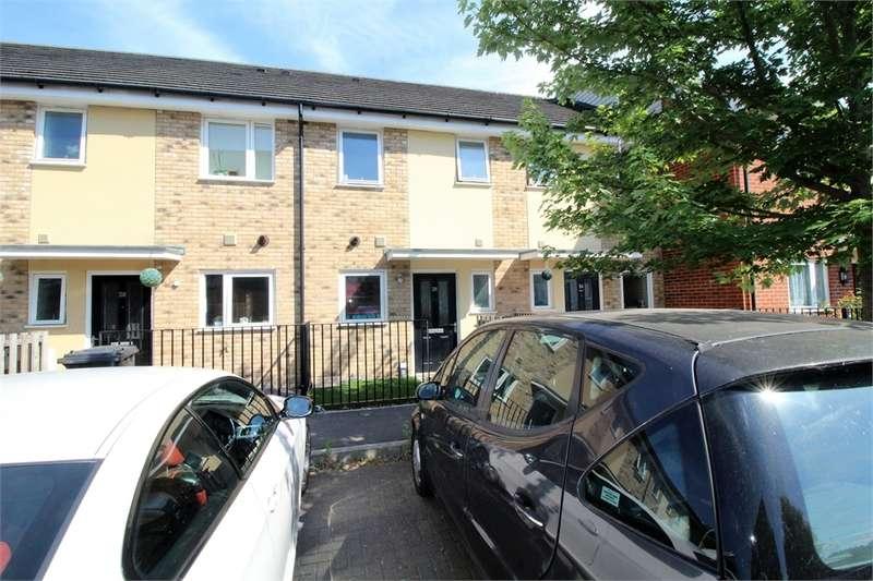 2 Bedrooms Terraced House for sale in Glenmore Place, Tilehurst, READING, Berkshire