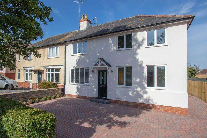 4 Bedrooms Semi Detached House for sale in Melbourne Road, Stamford