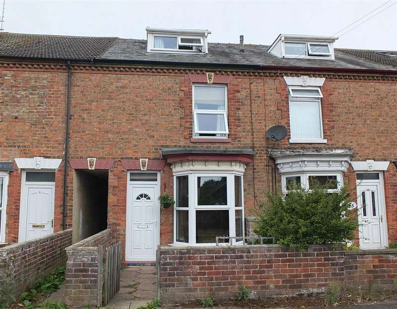 4 Bedrooms Terraced House for sale in Chestnut Terrace, Sutton Bridge