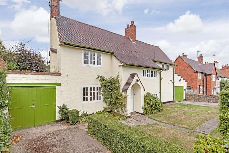 3 Bedrooms Detached House for sale in Storrs Road, Brampton, Chesterfield