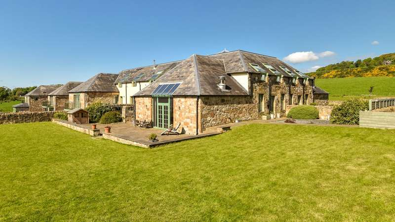 5 Bedrooms Semi Detached House for sale in Hoch-Ma-Toch, Kilmundy Steading, Burntisland, Fife, KY3