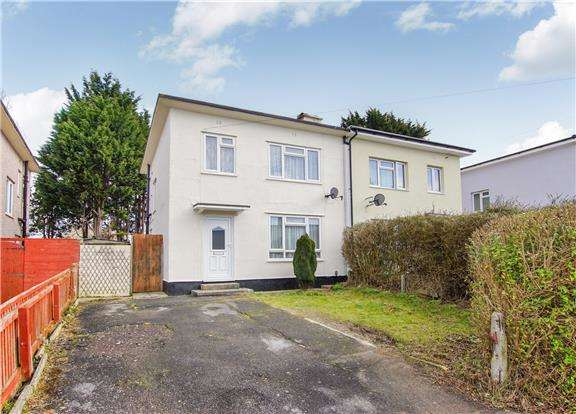3 Bedrooms Semi Detached House for sale in Hogarth Walk, Lockleaze, Bristol, BS7 9XS