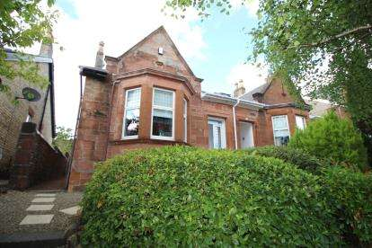 4 Bedrooms Semi Detached House for sale in Irvine Road, Kilmarnock
