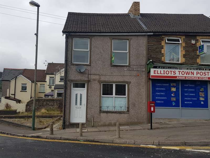 2 Bedrooms Semi Detached House for sale in Elliot Street, Elliots Town, New Tredegar