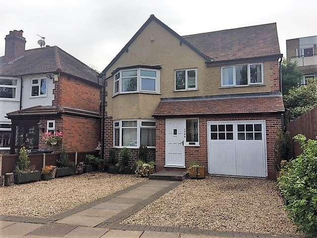 5 Bedrooms Detached House for sale in Hazelwood Road, Birmingham
