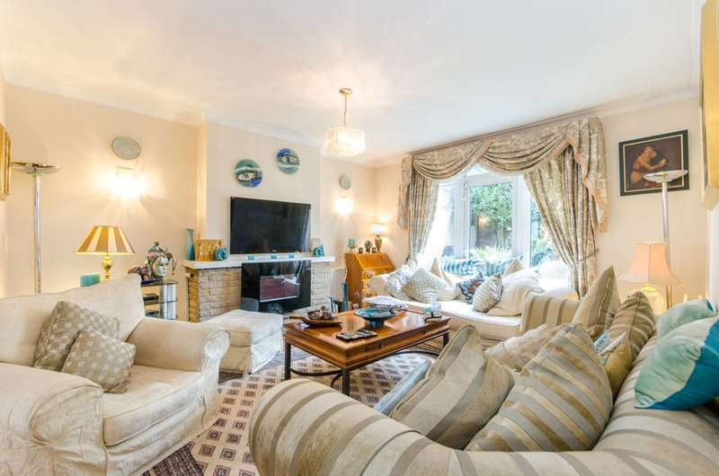 6 Bedrooms Semi Detached House for sale in Park Avenue North, Willesden Green, NW10