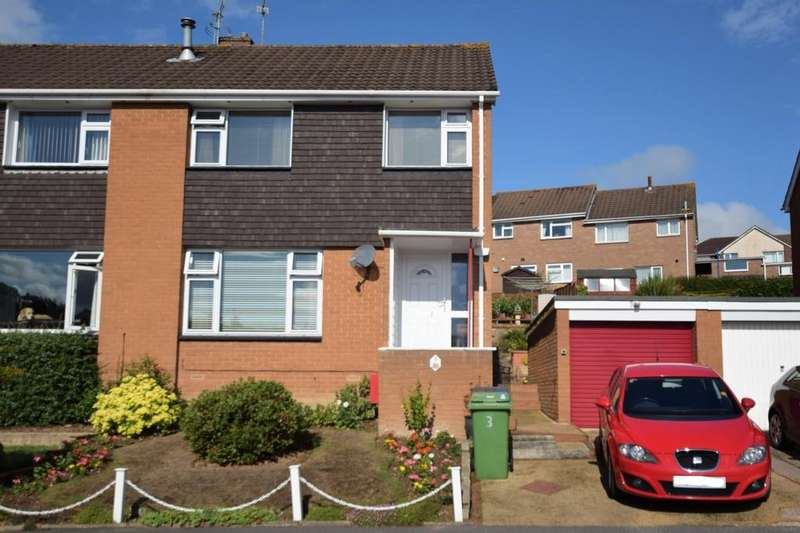 3 Bedrooms House for sale in Edinburgh Drive, Exwick, EX4