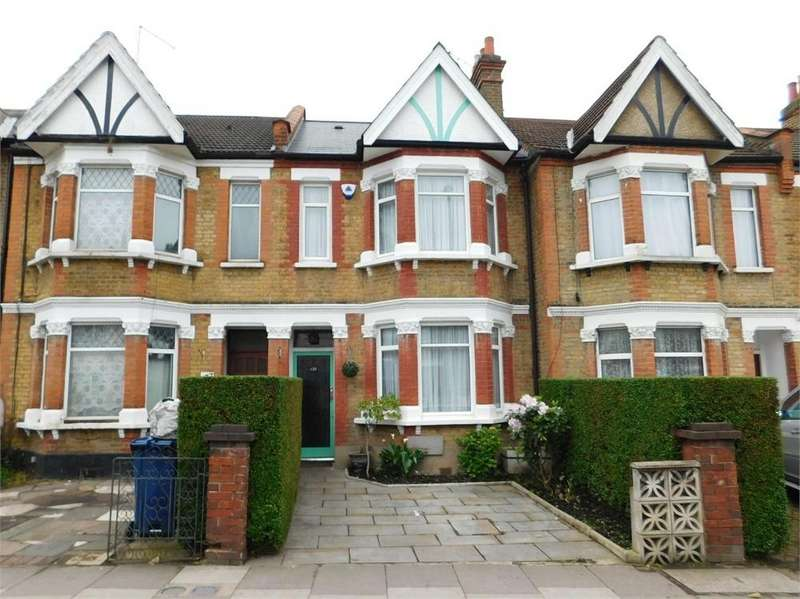 3 Bedrooms Terraced House for sale in Greenford Avenue, Hanwell, London