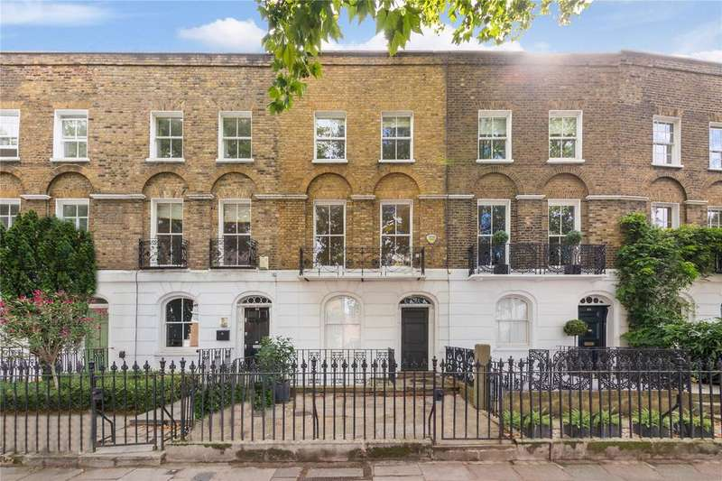 4 Bedrooms House for sale in Cloudesley Road, Islington, London