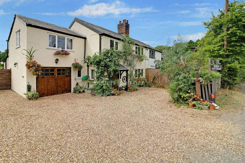 4 Bedrooms Cottage House for sale in Chester Lane Brook, Winsford