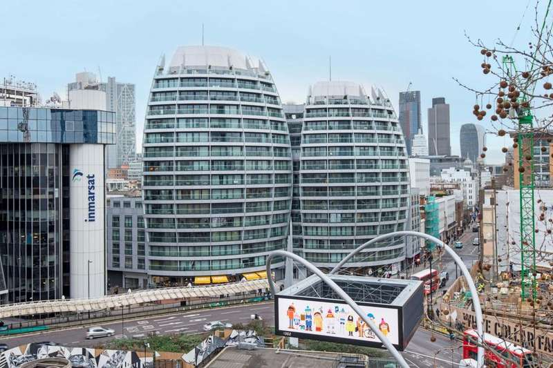 2 Bedrooms Apartment Flat for sale in The Bezier Apartments, 91 City Road, London, EC1Y