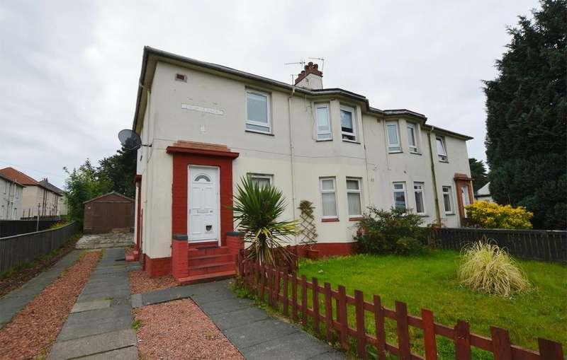 2 Bedrooms Ground Flat for sale in 68 Fergushill Road, KILWINNING, KA13 7LU