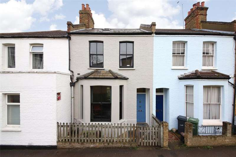 2 Bedrooms Terraced House for sale in Somers Road, Brixton, SW2