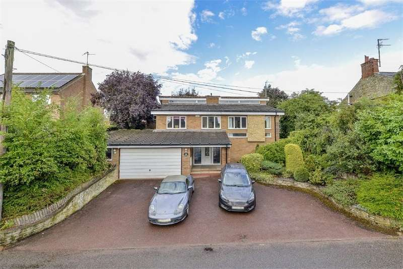 5 Bedrooms Detached House for sale in Newtown Road, Raunds, Northamptonshire