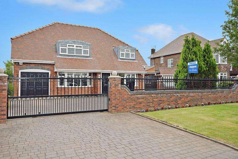 4 Bedrooms Detached House for sale in Church Road, Liverpool