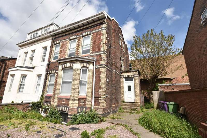 8 Bedrooms Block Of Apartments Flat for sale in Clifton Road, Anfield, Liverpool