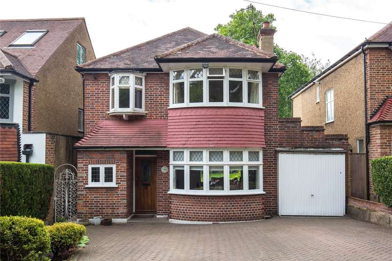 3 Bedrooms Detached House for sale in Coppice Walk, Totteridge, London, N20