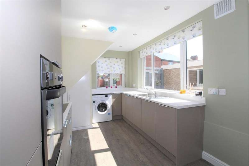 3 Bedrooms Property for sale in Breach Road, Coalville