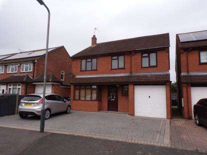 5 Bedrooms Detached House for sale in Westmead Avenue, Studley, Warwickshire, .