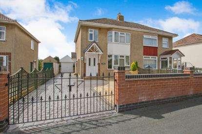 3 Bedrooms Semi Detached House for sale in Bush Avenue, Little Stoke, Bristol, South Gloucestershire