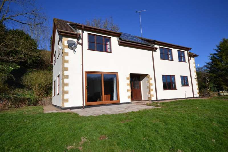 4 Bedrooms Detached House for sale in Cadeleigh, Tiverton, EX16 8RZ