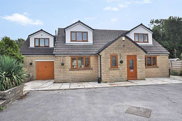 5 Bedrooms Detached House for sale in The Ridgeways, High Peak, Derbyshire, SK22 2AD
