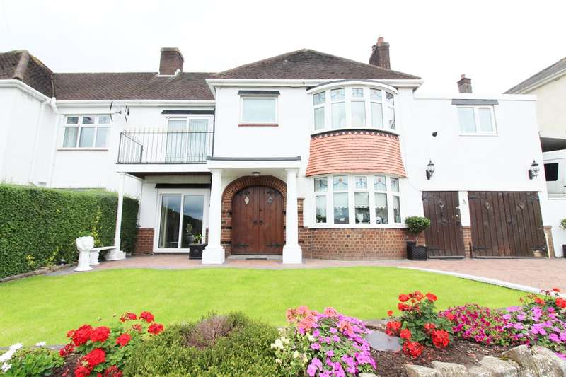 3 Bedrooms Semi Detached House for sale in Beaufort Road, Newport, NP19