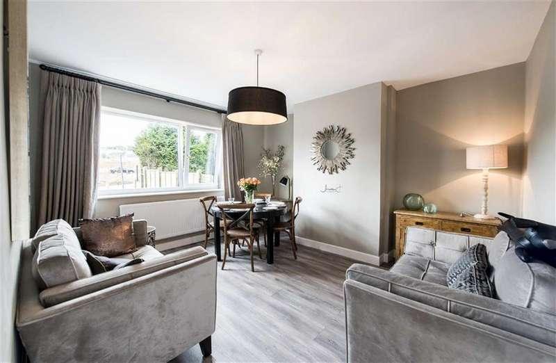 3 Bedrooms Semi Detached House for sale in Glen View Road, Burnley, Lancashire