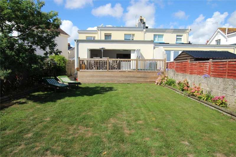 4 Bedrooms Semi Detached House for sale in Le Clos De La Mare, La Rue Du Maupertuis, St Clement, Jersey, JE2