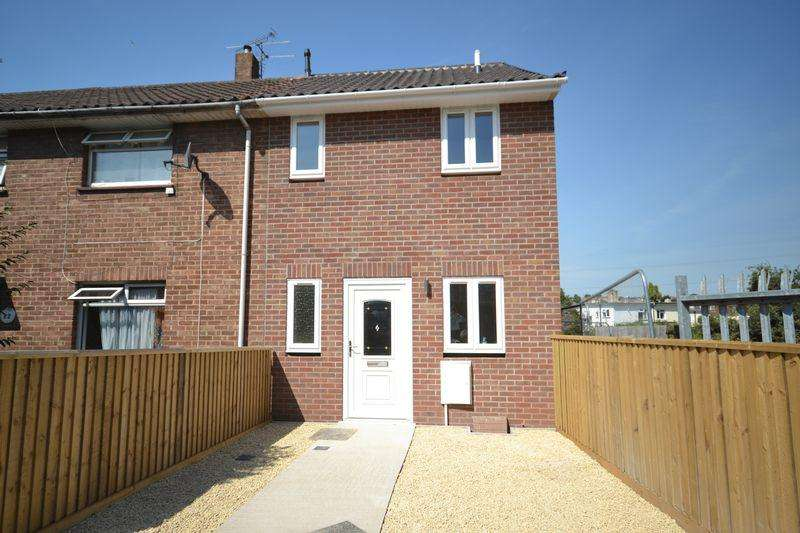 2 Bedrooms End Of Terrace House for sale in Crome Road, Lockleaze, Bristol
