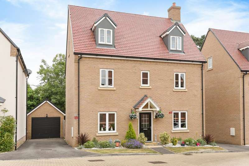 5 Bedrooms House for sale in Westcroft Close, Earley, READING, Berkshire, RG6