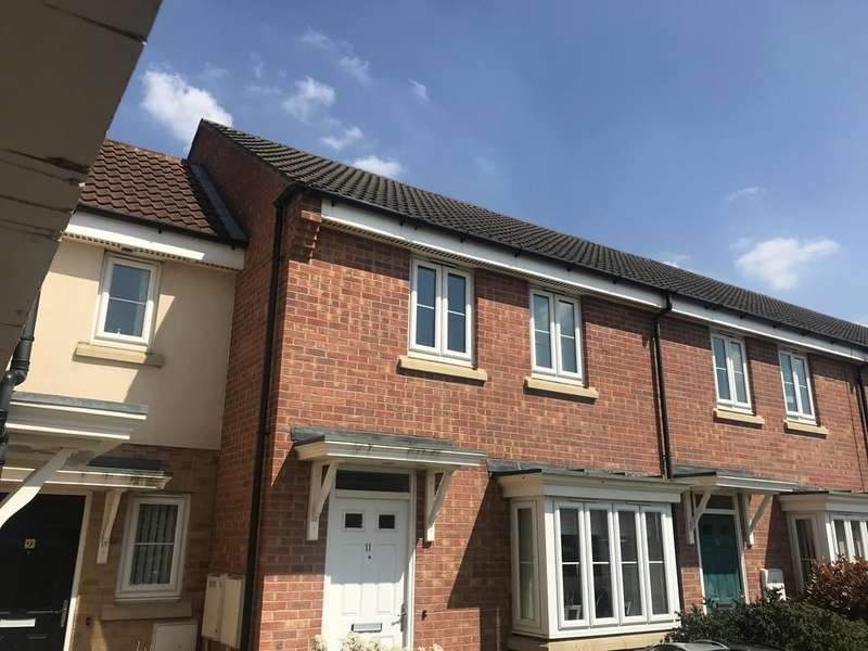 3 Bedrooms End Of Terrace House for sale in Grantham, Mayflower Mews