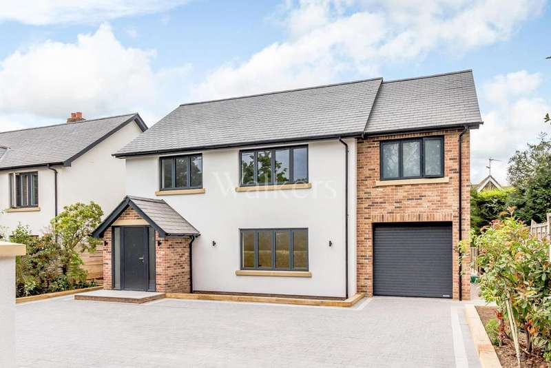 4 Bedrooms Detached House for sale in Blacksmiths Lane, Wickham Bishops