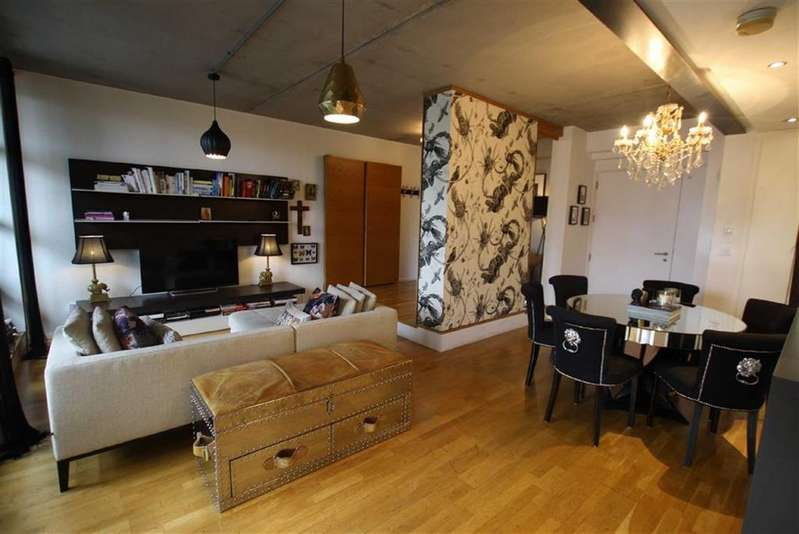 2 Bedrooms Apartment Flat for sale in The Box Works, Manchester