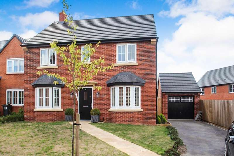 4 Bedrooms Property for sale in Damson Close, Rothley, Leicester