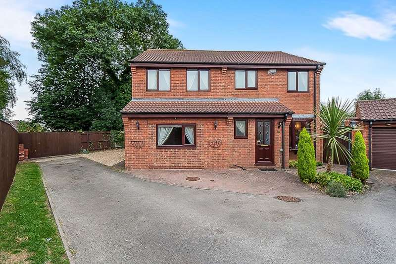 6 Bedrooms Detached House for sale in Oban Court, Immingham, DN40