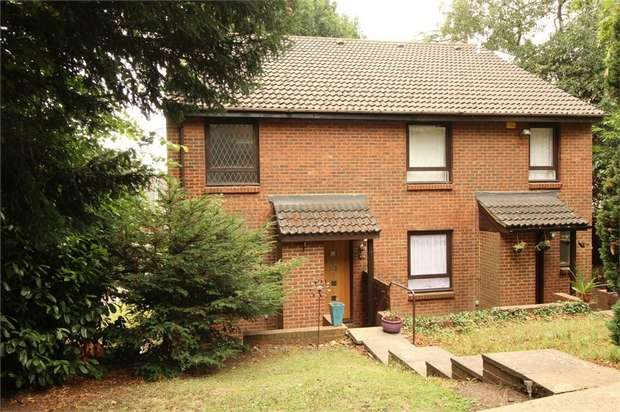 1 Bedroom Terraced House for sale in Ardent Close, South Norwood, London