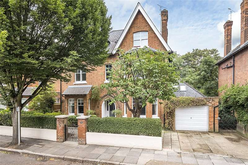 6 Bedrooms Detached House for sale in Strafford Road, Twickenham, TW1