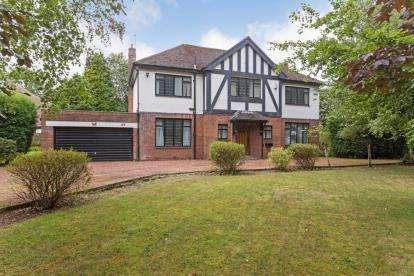 4 Bedrooms Detached House for sale in Woolsington Park South, Woolsington, Newcastle upon Tyne, Tyne and Wear, NE13