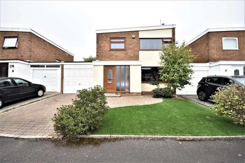 3 Bedrooms Semi Detached House for sale in Lowick Drive, Poulton-Le-Fylde