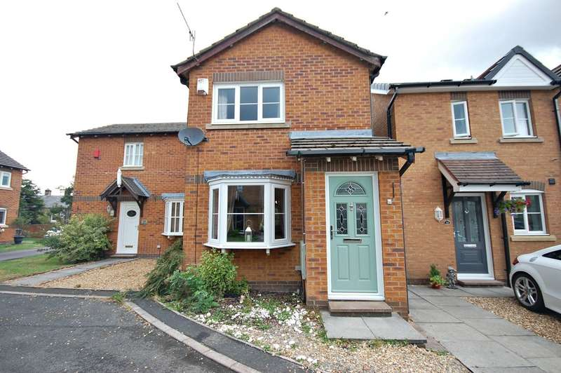 2 Bedrooms Mews House for sale in Sutton Way, Hadfield