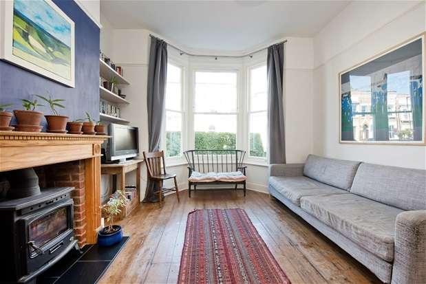 2 Bedrooms Flat for sale in Medora Road, Brixton