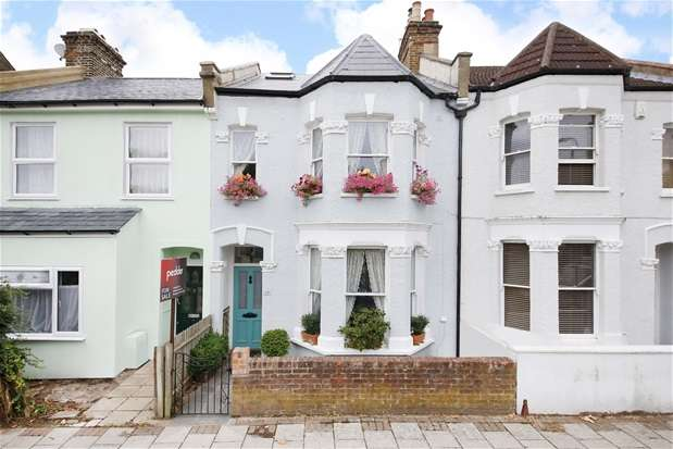 5 Bedrooms Terraced House for sale in Station Road, Penge