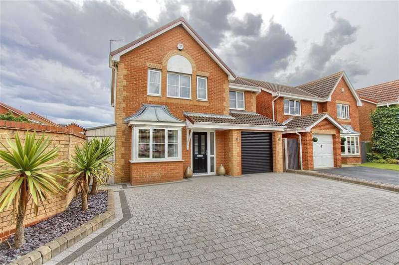 4 Bedrooms Detached House for sale in Brompton Avenue, Regency Gardens