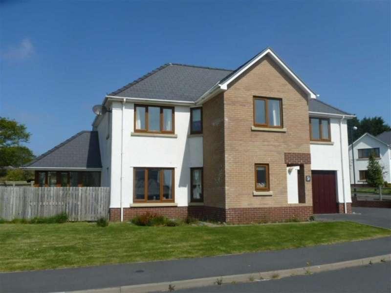 5 Bedrooms Detached House for sale in 9, Caer Wylan, Cefnllan, Aberystwyth, Ceredigion, SY23