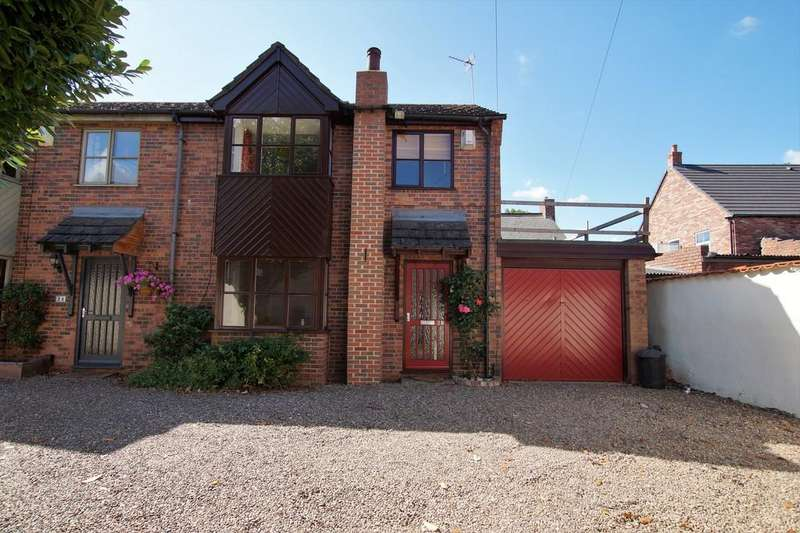 2 Bedrooms Semi Detached House for sale in Robey Street, Lincoln